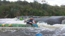 2 bajada kayak Suetra d