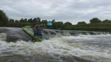 2 bajada kayak Suetra f