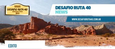 Desafio de la Ruta 40 - Dakar Series 2013
