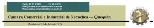 Camara Comercial de Necochea