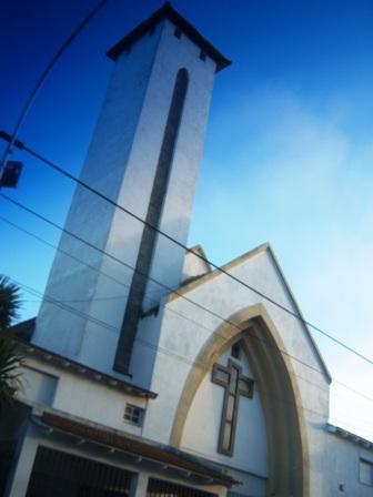 Iglesia Nuestra Señora de Lourdes Necochea