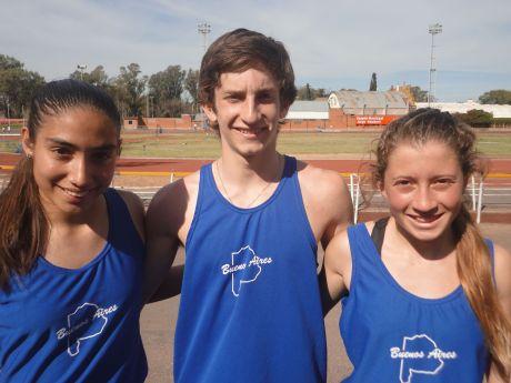 11 09 FOTO Atletismo Farias-Salguero-Arruti