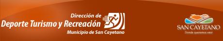 Dirección de Deportes Turismo y Recreación del Municipio de San Cayetano