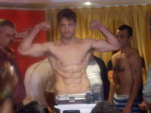 Maximiliano De La Fuente - Boxeador Profesional Necochea - Argentina