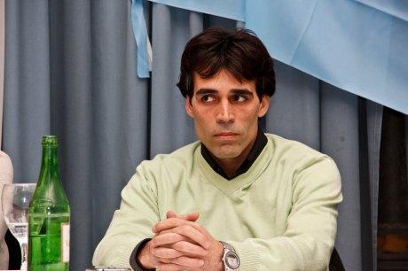 Facundo Lopez charla