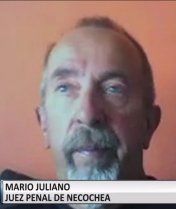 Foto: infobae del Juez Mario Juliano