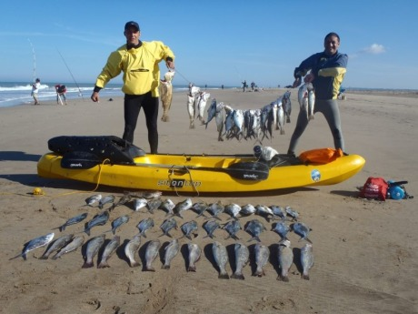 Pesca Kayak