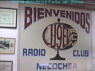 radio Club necochea - Faro 2014