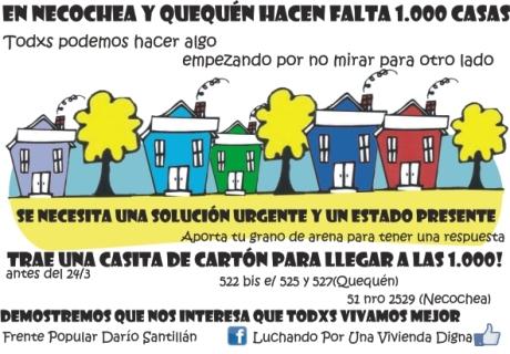 1000 casas