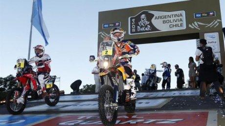 PAris Dakar Argentina 2015