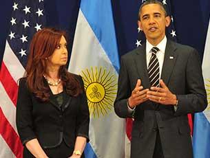 Anuncia EE.UU. alianza energética con Argentina