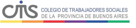 El Colegio de Trabajador@s Sociales de la Provincia de Buenos Aires  - Necochea