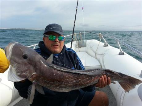 Pesca en Necochea - Diario El Día LP