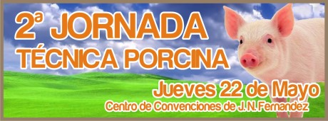 19 05 AFICHE Jornada Porcina