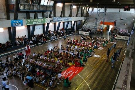 Encuentro Basquet femenino