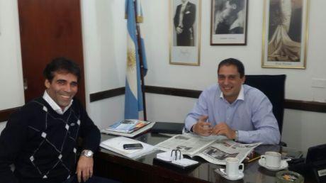Facundo López y Gabriel Pampín