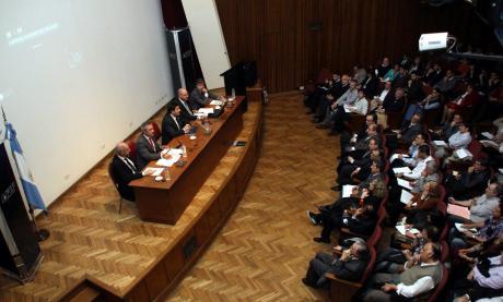 Foto 2 La presentación se realizó en la sede de la AFIP