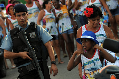 Policia - Brasil