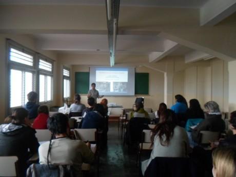Curso de isotopos Necochea Argentina