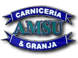 CARNICERÍAS GRANJA AMSU * NECOCHEA *  Av. 10 Nº 3949. Teléfono: 524637
