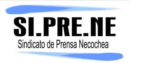 SiPreNe Necochea